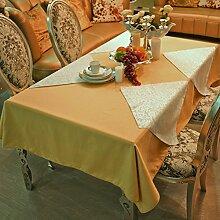 DE Runde tischdecke für Hotels,Cloth-Style