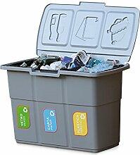 DEA Home Mülltrennsystem #Z433 - 3 x 25 Liter