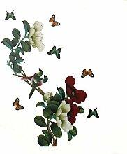 DealMux Camellia Blumenmuster Selbstklebende