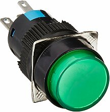 DealMux DC 24V Lampe SPDT Momentary Push Button Switch