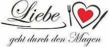 DealMux Herz-deutsches Muster Küche