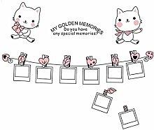 DealMux Katzen-Karte Seil-Muster