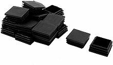 DealMux Kunststoff-Möbel Beine Flat Base