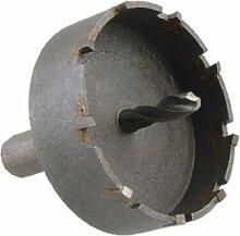 DealMux Legierung Schneiden Spiralbohrer Set 55mm Lochsäge Werkzeuge