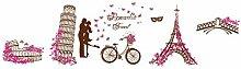 DealMux Lovers Reise Romantik Muster