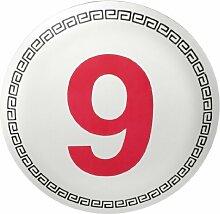 DealMux Number 9 Symbol