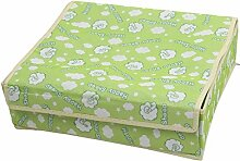 DealMux Schaf-Pattern Haushalt 16 Compartments Socken Schmuck Kleine Gegenstände Aufbewahrungsbox