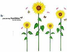 DealMux Sunflower Muster Haushalt Wohnzimmer