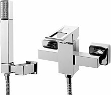 DEANTE Storczyk Einhand-Brause-Armatur Dusch-Armatur Aufputz Einhebelmischer