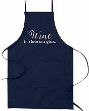 Decal Serpent Wein ist Love in Glas Funny Parodie