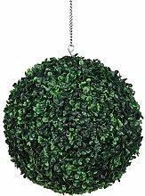 Decdeal Buchsbaumkugel Künstliche Buchsbaumkugeln