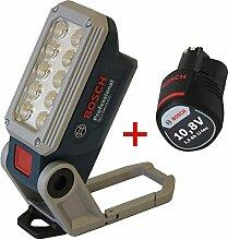 DECI SET Bosch Akku-Lampe GLI DeciLED 10,8V