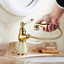 Deck Montage Küchenarmatur Einhand-Loch