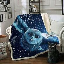 Decke Bettwäsche Warme Decke Kuschelige Decke