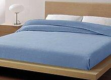 Decke Mint-Color - Blau, 180 cm (260x240)