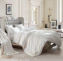 Decke Vier Jahreszeiten Des Hauses Textil Winter Wärme Von Winter Verdickung Combo Mutter War ( größe : 220x240cm )