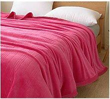 Decke Wddwarmhome Winter Polyester Schlafzimmer