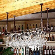 Decke Wein Bar Glas Rack montiert hängenden