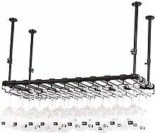 Decke Weinregale Höhenverstellbar Wandmontage