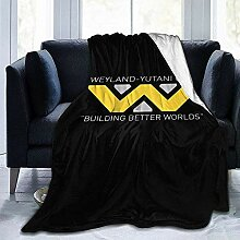 Decke Weyland Yutani Hotel Bettdecke Warme