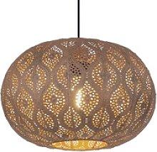 Decken Pendel Strahler Leuchte orientalisch Wohn