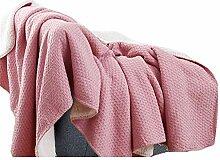 Decken Sofa Leisure Plush Blanket Kids Adult Sheet