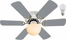 Decken Ventilator Raumkühler Beleuchtung