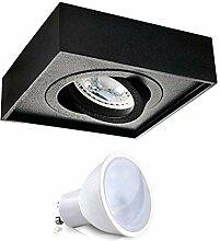 Deckeneinbaustrahler, LED Einbaustrahler Gord
