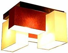 Deckenlampe Deckenleuchte Milano B2/2 MIX Lampe
