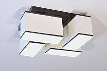 Deckenlampe Deckenleuchte mit Blenden BLEJLS410Dw