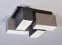 Deckenlampe Deckenleuchte mit Blenden BLEJLS4126D