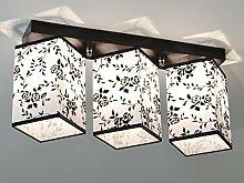 Deckenlampe - HausLeuchten CLS313D, Deckenleuchte,