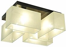Deckenlampe - HausLeuchten JLS41ECD - 4 Varianten,