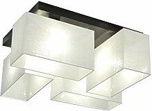 Deckenlampe - HausLeuchten JLS41WED - 4 Varianten,