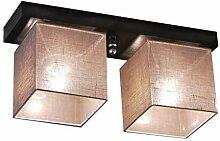 Deckenlampe - HausLeuchten LLS216D, Deckenleuchte,