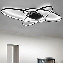 Deckenlampe LED Deckenleuchte Wohnzimmer dimmbar