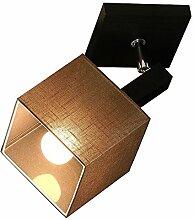 Deckenlampe - Wero Design Vigo-026 B Braun