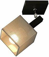 Deckenlampe - Wero Design Vigo-026 B Cappuccino