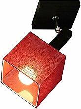 Deckenlampe - Wero Design Vigo-026 B Rot