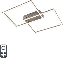 Deckenleuchte Aluminium inkl. LED und