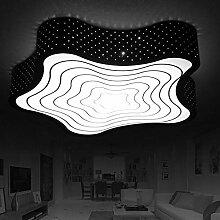 Deckenleuchte Creative LED Kronleuchter Stern für