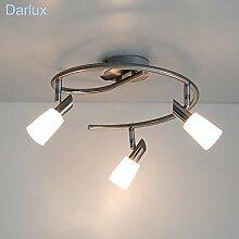 Deckenleuchte Deckenlampe, LED möglich,210673 FLI von Fischer Leuchten, Wohnzimmerlampe