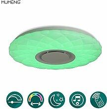 Deckenleuchte Dimmbar Farbwechsel Bluetooth