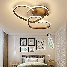 Deckenleuchte Dimmbar LED Wohnzimmerlampe mit