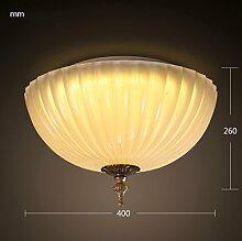 Deckenleuchte Led Light Core Study Lampe Schlafzimmer Deckenleuchte Round Home Lampe Gelb Light White Intermodulation ( Farbe : B )