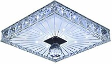 Deckenleuchte Moderne 18 cm 12 watt LED Kristall