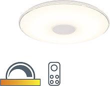 Deckenleuchte rund inkl. LED dimmen zur