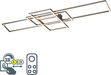 Deckenleuchte Stahl inkl. LED, Fernbedienung 3