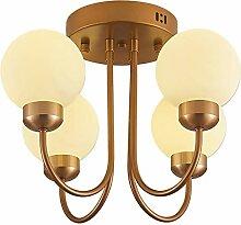 Deckenleuchte XW818-4 Fassung E14 Deckenlampe