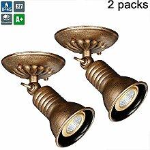 Deckenspot Vintage Einstellbare Flexible Wandlampe